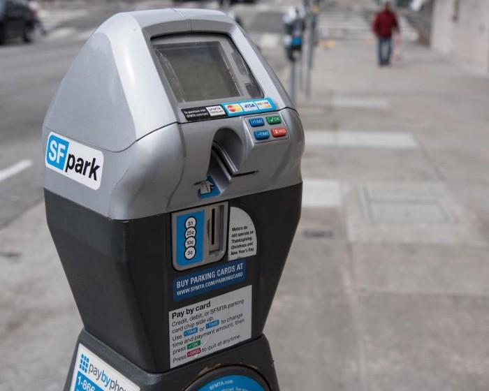San Francisco Parking Meter